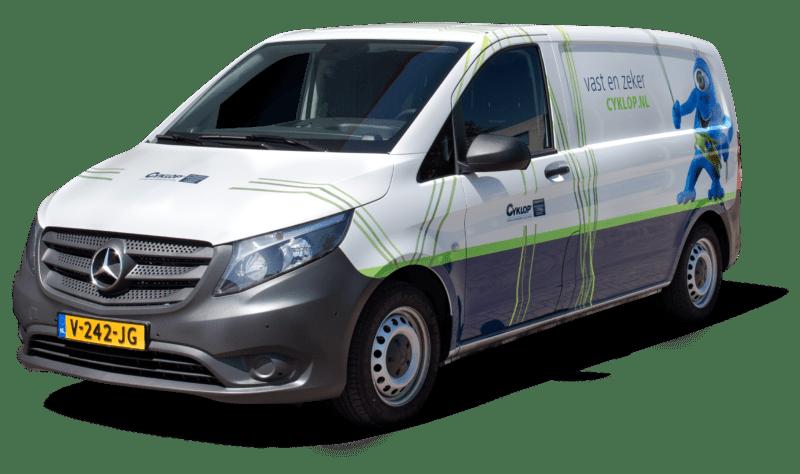 Cyklop Service Van