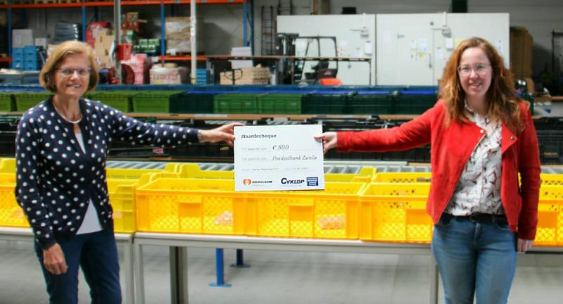 Donatie Voedselbanken