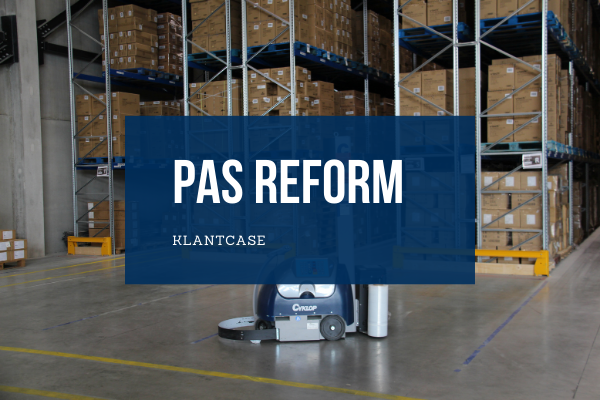 KLANTCASE | Pas Reform