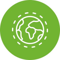 Icon Wereldwijd
