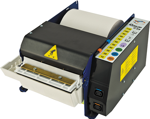 Papierplakband dispenser Lapomatic 200